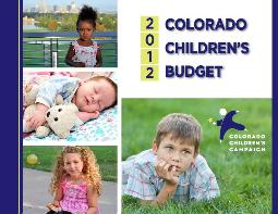 Children's Budget 2012