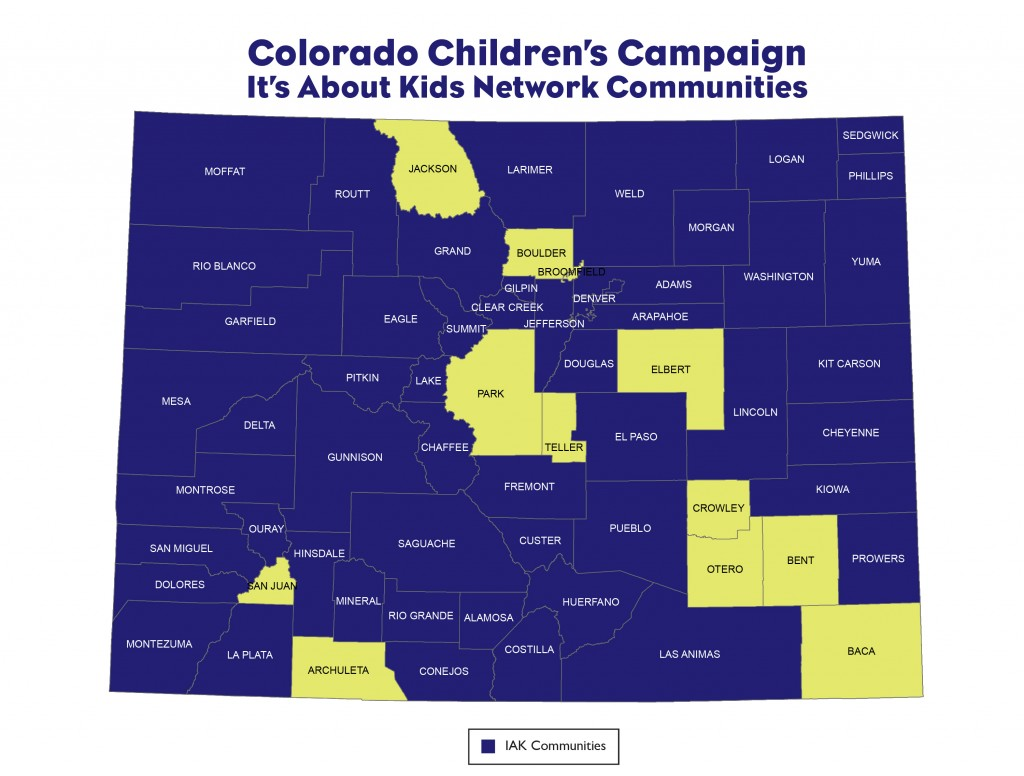 Its About Kids  Colorado Children39s Campaign