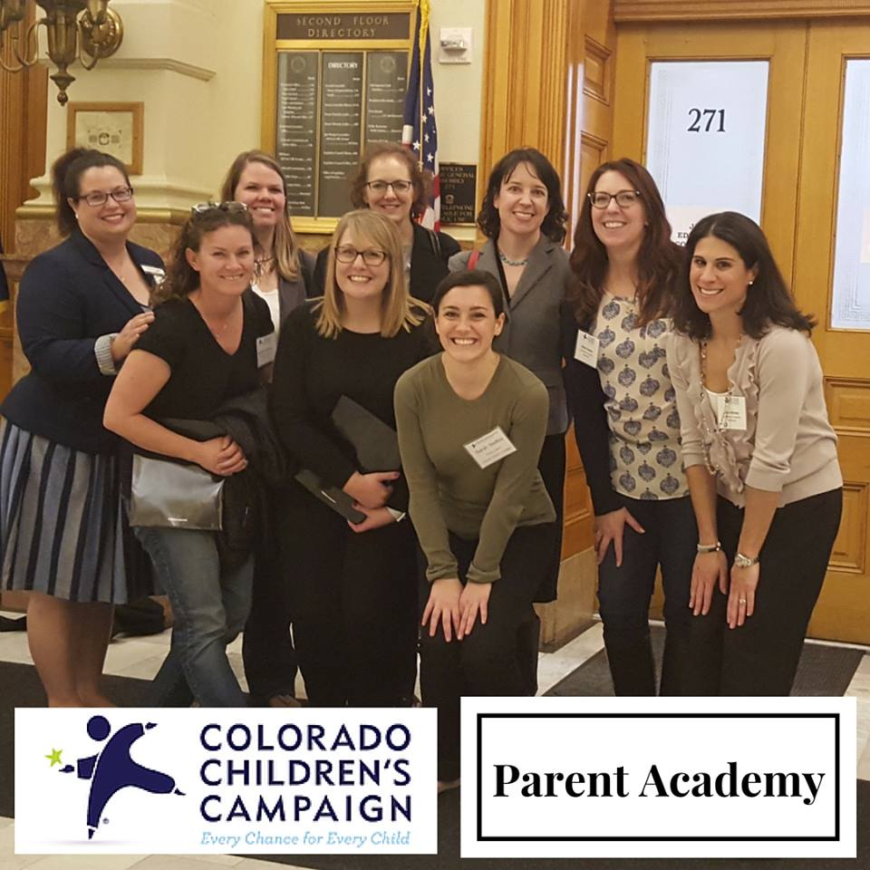 Facilitadores de la Parent Academy