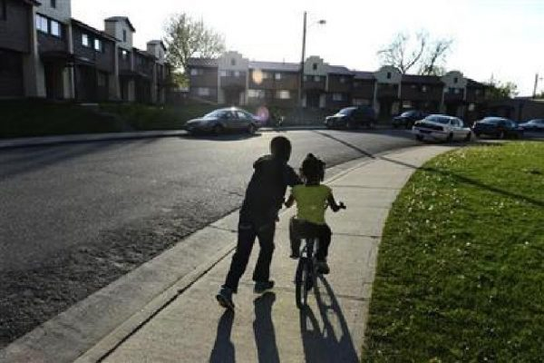 Report: Colorado child poverty rate down but homelessness up