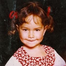 Jacy Montoya Price as a Child