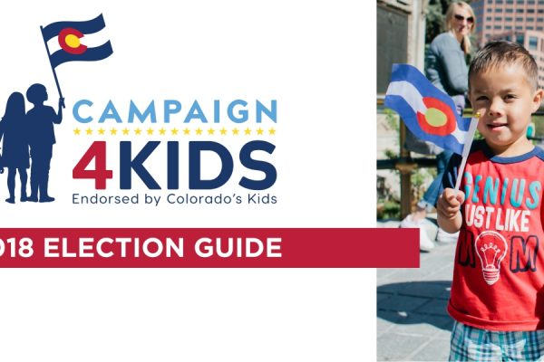 2018 Election Guide: How candidates and voters can put kids first in 2018 and beyond
