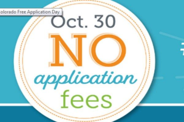 Colorado colleges will host Free Application Day
