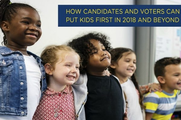 Arm yourself with data and questions to prioritize kids during the upcoming election