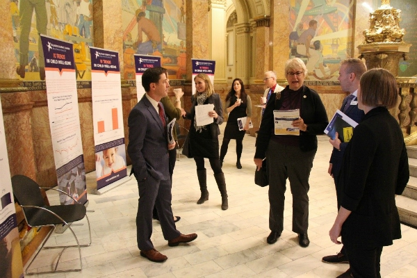 Breakfast and Learn 2019 at Colorado State Capitol