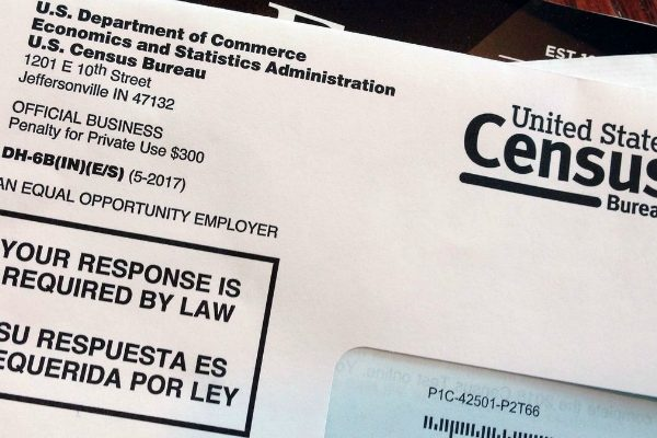 AN envelop of the census