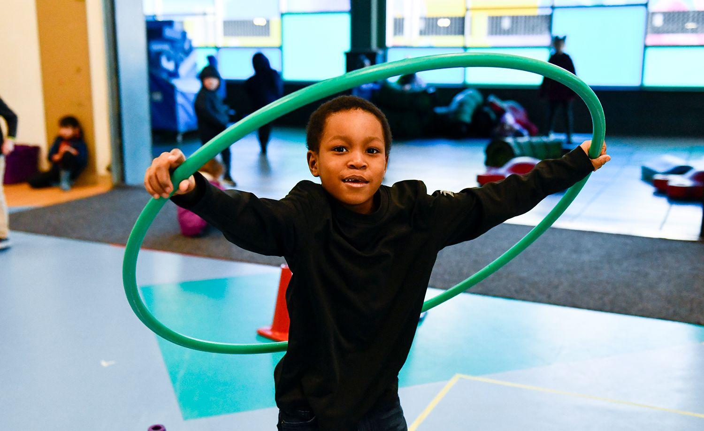 Kid Hula Hoop