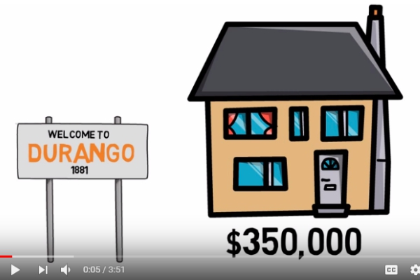 screenshot of short video explaining our property tax problem