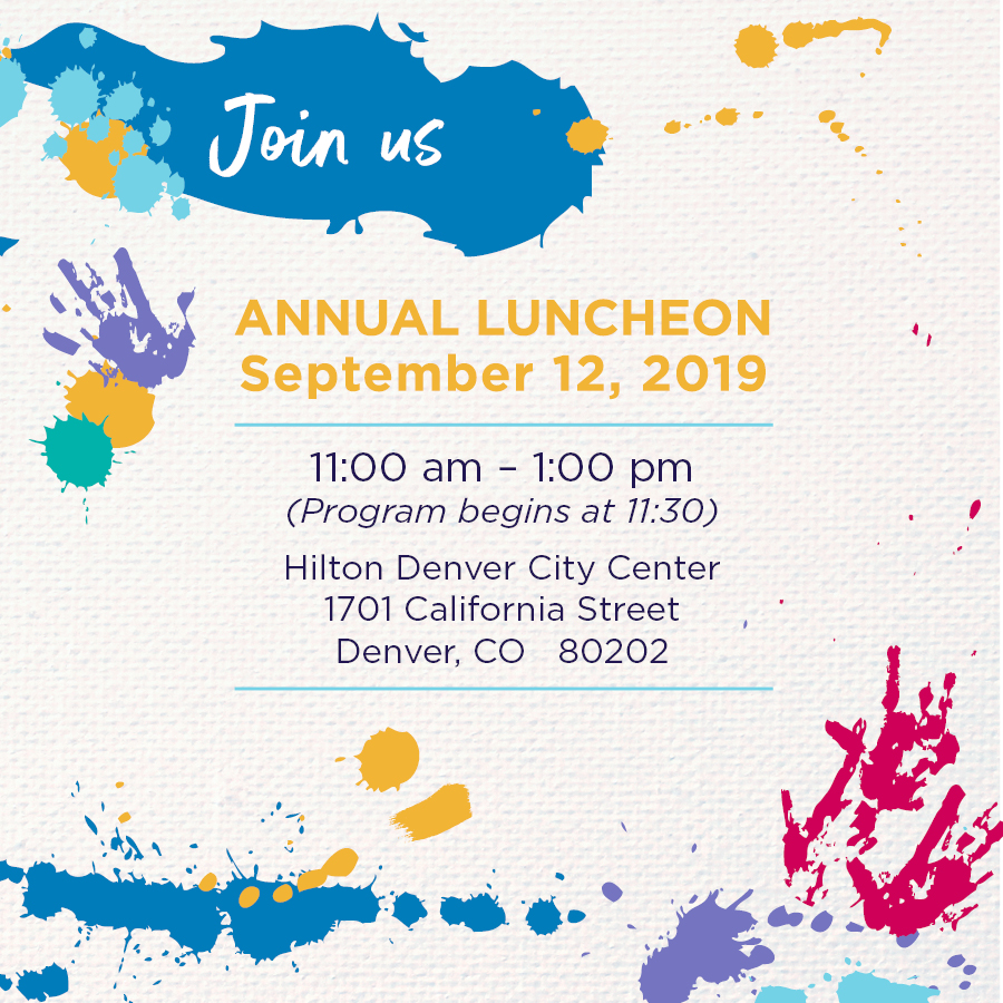 annual luncheon ticket on sale