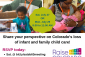 Share your perspective on Colorado's infant and family child care shortage