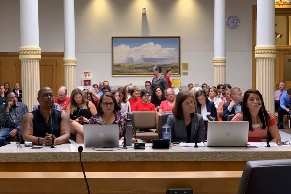Interim legislative hearings examine school safety as new funds flow to resource centers