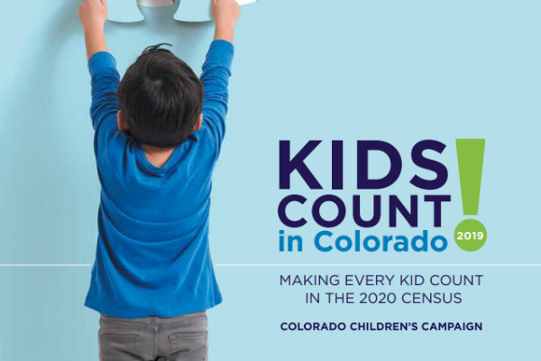 KidsCount 2019 cover