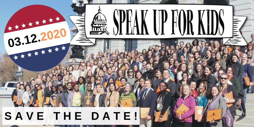 Speak Up for Kids 2020