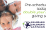 Preschedule your Gives Day gift and double your impact!