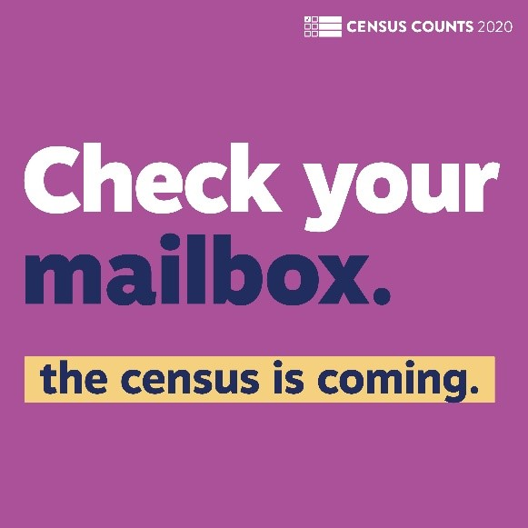 Curious how your community is responding to the 2020 Census? Check out this map and remind your friends and family to respond today