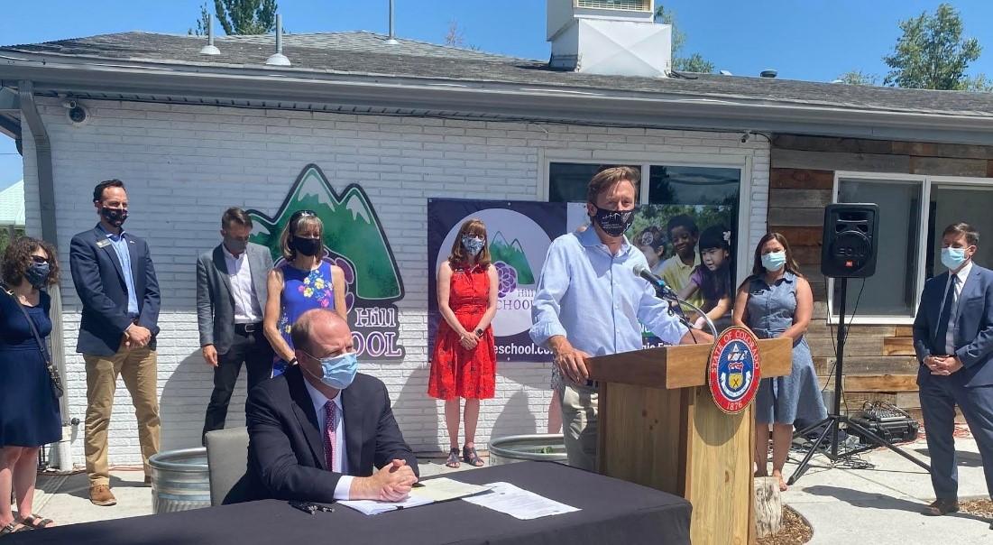 2020 Bill signing Colorado