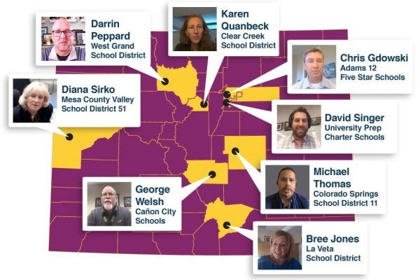"""Colorado's K-12 system leaders detail seismic shifts in education in """"State of Reopening"""" event"""