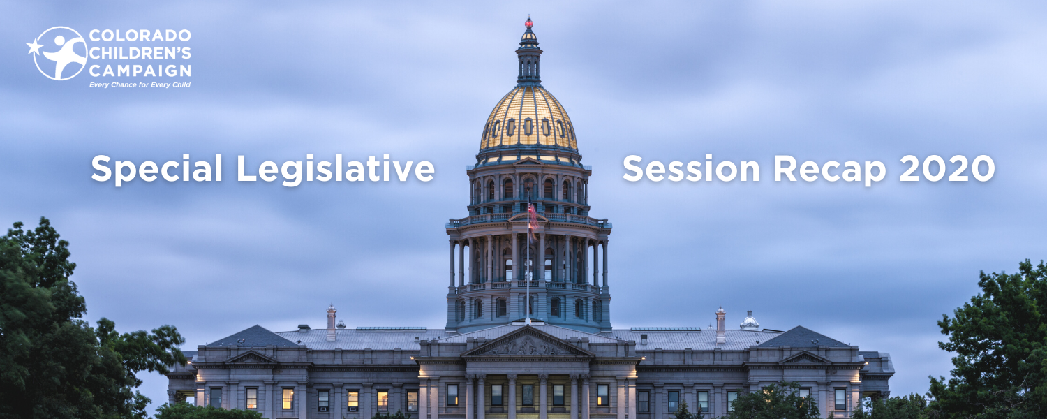 Special Session 2020