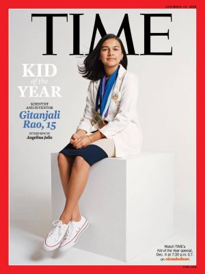 Times's kid of the year