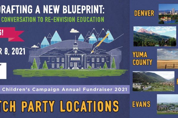 Register to join us for one of our 2021 Annual Fundraiser regional watch parties by Sept. 29